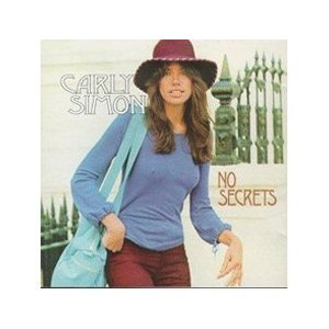 No Secrets - Carly Simon - 1972