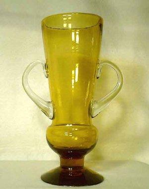 Blenko Eames Era Vase