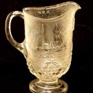 Admiral Dewey Spanish American War Pitcher 1899