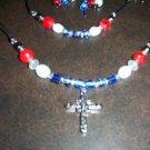 "MISSION SOUTHWEST JEWELRY SET-by Artisan, ""STINKWEED""-Necklace, Earring's, Bracelet-FREE SHIPPING"