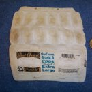 Rare Shrunken Egg Carton - Ozark Lore, Urban Legend, Real Deal, not an imitation - FREE SHIPPING