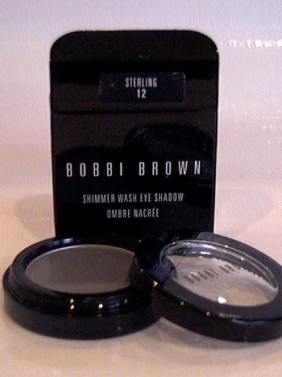 BOBBI BROWN SHIMMERWASH EYESHADOW 12 STERLING