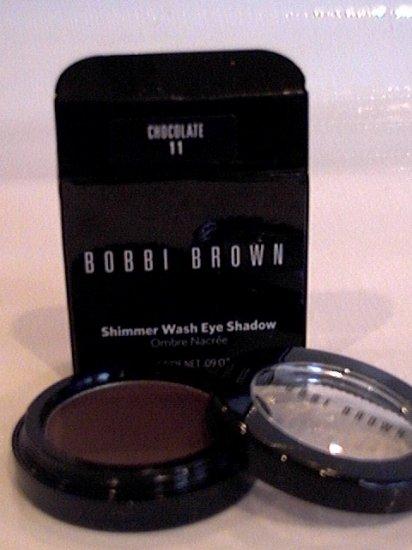 BOBBI BROWN SHIMMERWASH EYESHADOW 11 CHOCOLATE