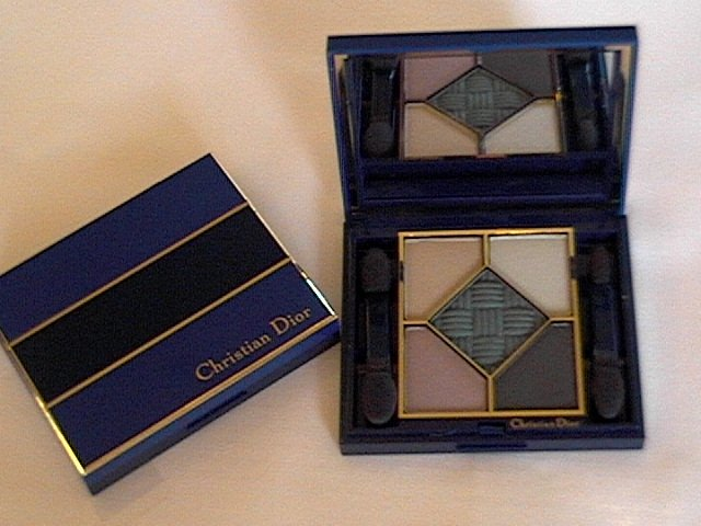 CHRISTIAN DIOR 5 COLORS EYESHADOW REFILL