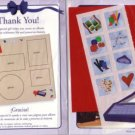 "Creative Memories ""Thanks To You"" Scrapbooking Page Kit"
