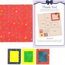 "Creative Memories ""Thanks To You"" Fiesta Page Kit"