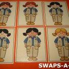 Mini Little Bits Senior SWAPS Kit for Girl Kids Scout makes 25