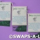 Mini Magic Fairy Dust SWAPS Kit for Girl Kids Scout makes 25