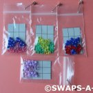 Mini Tic-Tac-Toe Game in a Bag SWAPS Kit Girl Kids Scout makes 25