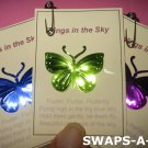 Mini Wings in the Sky SWAPS Kit for Girl Kids Scout makes 25