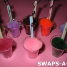 Mini Milkshake Assorted Flavors SWAPS Kit for Girl Kids Scout makes 25