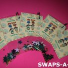 Mini Celebrate Girl Scouts SWAPS Kit for Girl Kids Scout makes 25