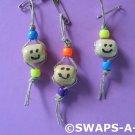 Mini Beadie Buddy SWAPS Kit for Girl Kids Scout makes 25