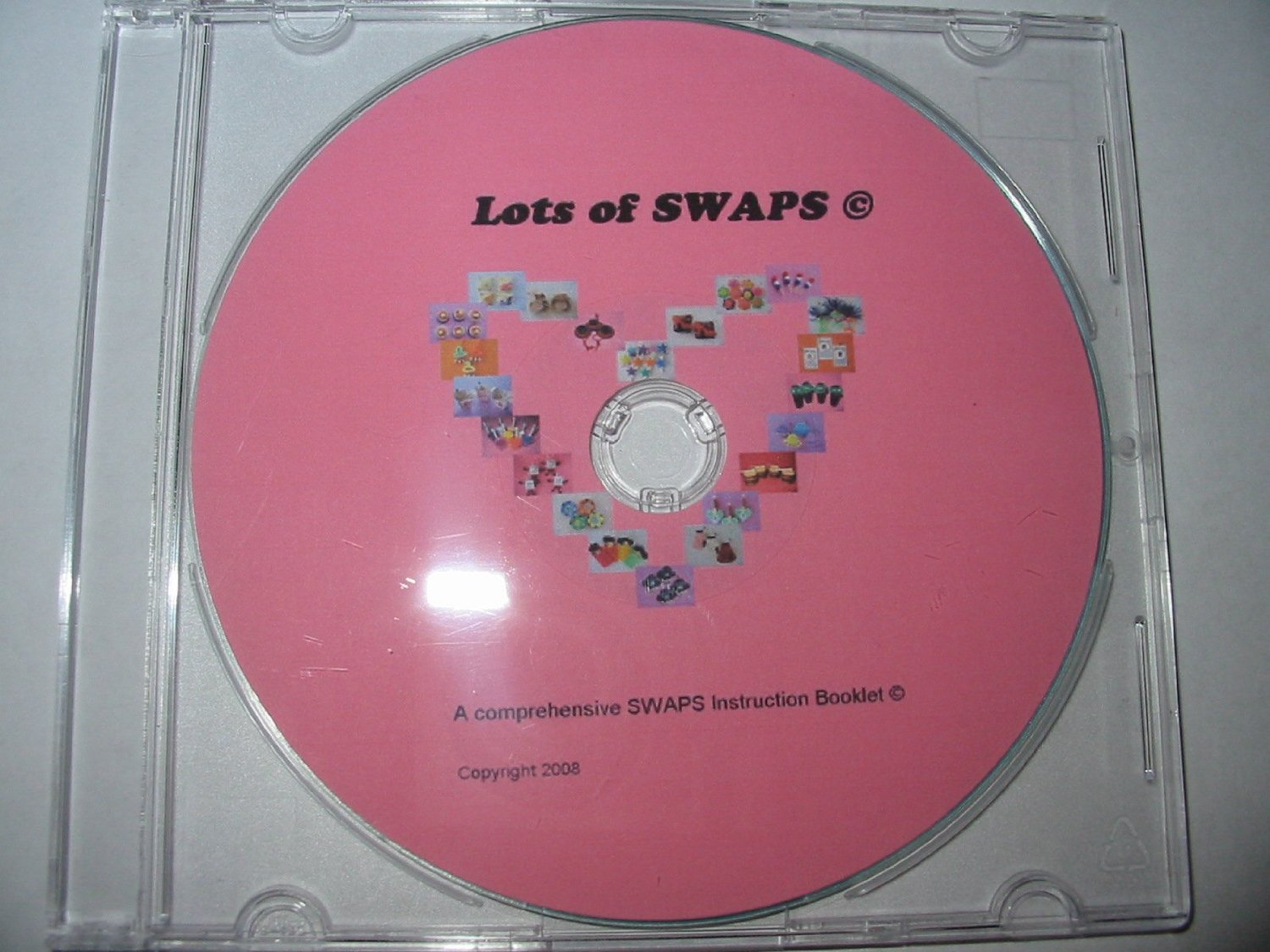 Lots of SWAPS 300+ Ideas Directions on Resource CD Scouts Girl