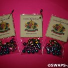 Mini Instant Mardi Gras in a Bag Scout SWAPS Kids Craft Kit makes 25