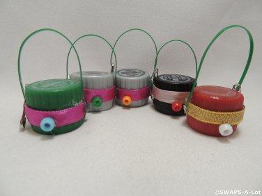 Mini Camp Water Cooler Girl Scout SWAPS Craft Kit makes 25
