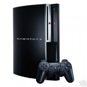 NEW PLAY STATION 3 PS3 CONSOLE SYSTEM COMPLETE 80GB
