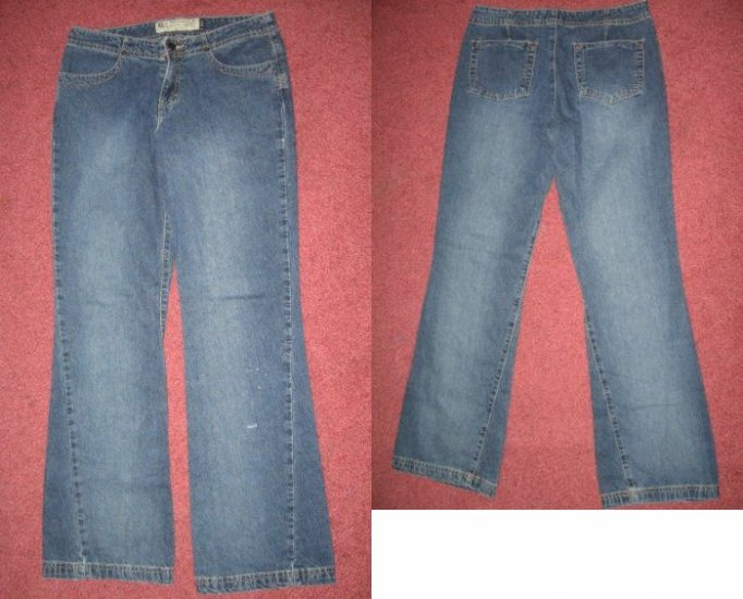 AE American Eagle Low Rise Flare sz 4 jeans