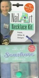 Klutz NAIL ART - SEASHORE~Sealed + Necklace