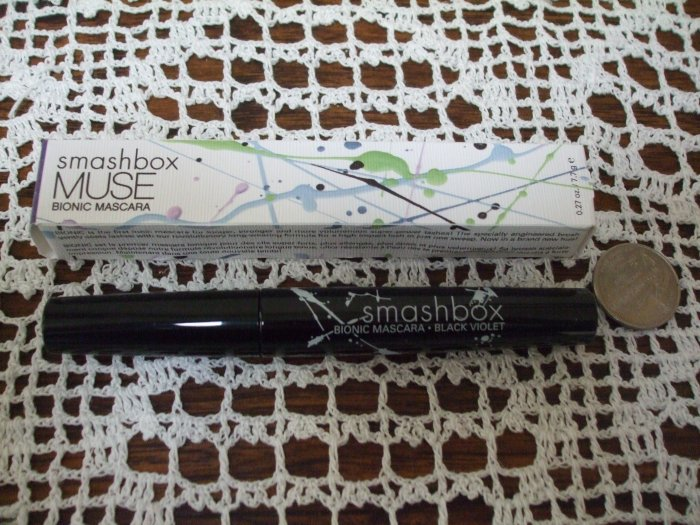 NIB Smashbox MUSE Bionic Mascara in *BLACK VIOLET*~LAST ONE