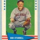 1961 Fleer # 131 Bob O'Farrell Cubs