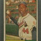 1961 Topps # 415 Hank Aaron Braves HOF