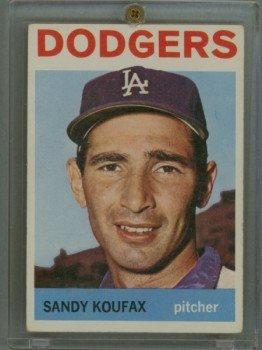 1964 Topps # 200 Sandy Koufax Dodgers HOF
