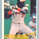 1984 Donruss # 47 Eddie Murray HOF Orioles