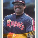 1984 Donruss # 57 Reggie Jackson HOF Angels