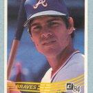 1984 Donruss # 66 Dale Murphy Braves
