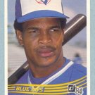1984 Donruss # 73 George Bell Blue Jays