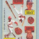 1984 Topps Rub Downs # 28 Murray John Kennedy Smith HOF