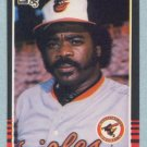 1985 Donruss # 47 Eddie Murray HOF Orioles