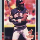 1985 Donruss # 616 Joe Carter Indians