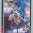 1985 Donruss # 67 Ryne Sandberg HOF Cubs