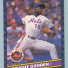 1986 Donruss # 75 Dwight Gooden Mets
