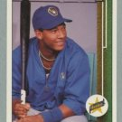 1989 Upper Deck # 13 ERR Gary Sheffield RC Yankees MINT Rookie