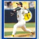 1992 Fleer Rookie Sensations # 14 Steve Chitren A's