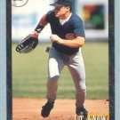 1993 Bowman # 340 J T Snow Foil Angels