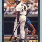 1993 Bowman # 360 Steve Hosey Foil SF Giants