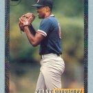 1993 Bowman # 362 Frank Rodriguez Foil Red Sox