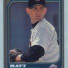 1997 Bowman Chrome # 190 Matt Clement RC Padres Rookie