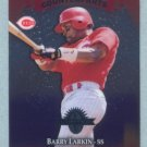1997 Donruss Ltd Counterparts # 10 Barry Larkin -- Rey Ordonez Reds Mets
