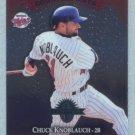 1997 Donruss Ltd Counterparts # 12 Chuck Knoblauch -- Ray Durham Twins White Sox