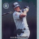 1997 Donruss Ltd Counterparts # 13 Alex Rodriguez -- Edgar Renteria