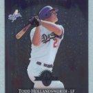 1997 Donruss Ltd Counterparts # 15 Todd Hollandsworth -- Bob Abreu Dodgers Astros