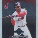 1997 Donruss Ltd Counterparts # 163 Sandy Alomar Jr -- Dan Wilson Indians Mariners
