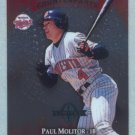 1997 Donruss Ltd Counterparts # 20 Paul Molitor -- John Olerud Twins Mets