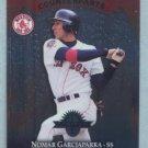 1997 Donruss Ltd Counterparts # 40 Nomar Garciaparra -- Mark Grudzielanek Red Sox Expos