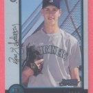 1998 Bowman Chrome# 129 Ryan Anderson RC Mariners Rookie